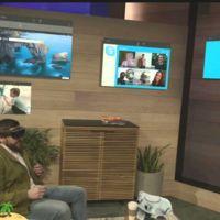 HoloLens: realidad virtual + realidad aumentada