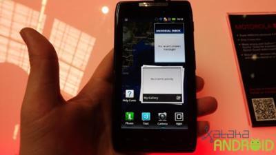 Primeras impresiones de Motorola RAZR