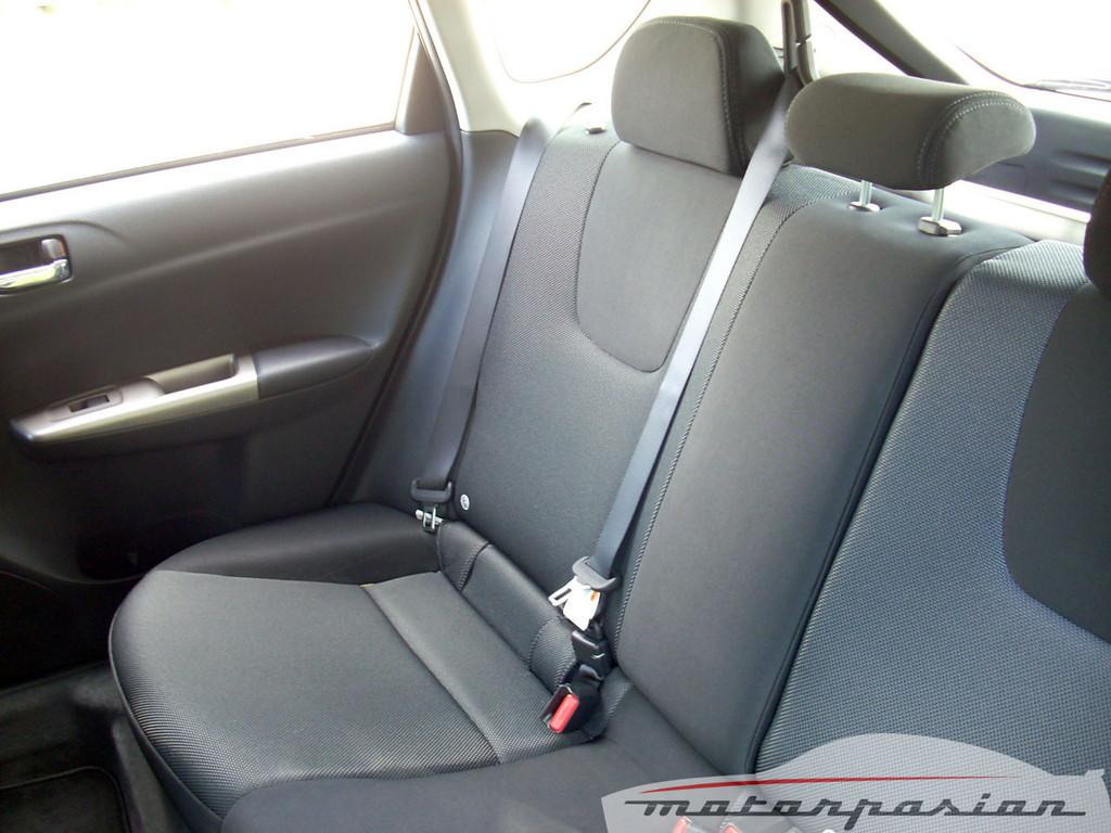 Foto de Subaru Impreza Sport (prueba) (16/32)