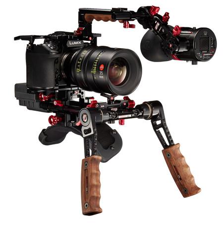 Panasonic S1H cámara mirrorless para cine