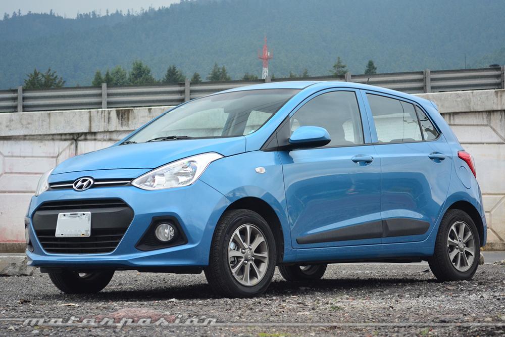 Hyundai Grand i10 (prueba) (4/18)