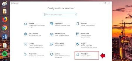 Así puedes gestionar los permisos que tienen las distintas aplicaciones que tenemos instaladas en Windows 10
