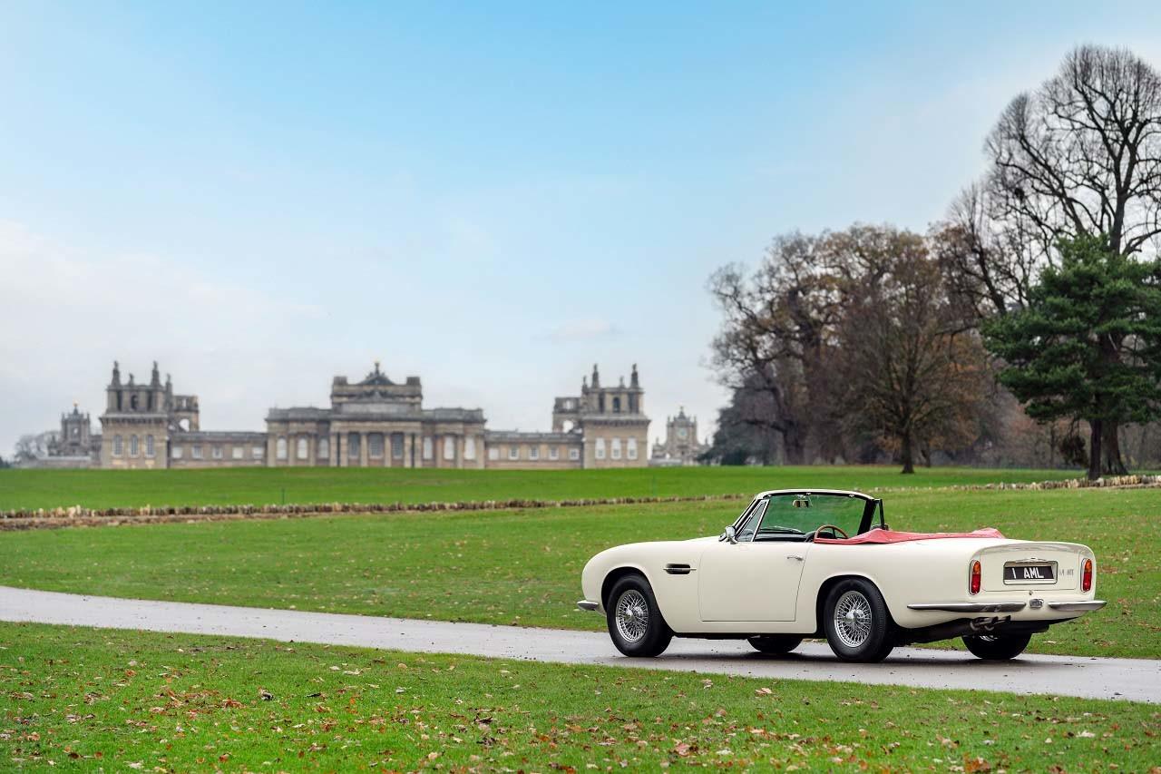 Foto de Aston Martin convierte tu auto clásico en un coche eléctrico (13/15)