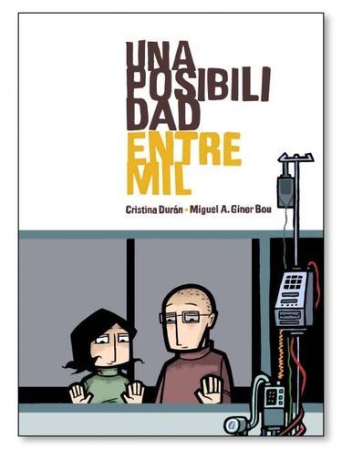 """""""Una posibilidad entre mil"""", novela gráfica sobre la vida con un hijo con parálisis cerebral"""