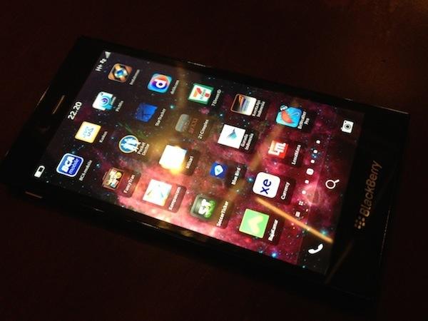 Foto de BlackBerry Z3 (3/6)