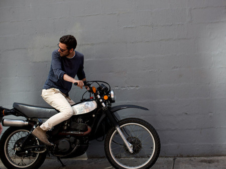 Street Style motocicleta
