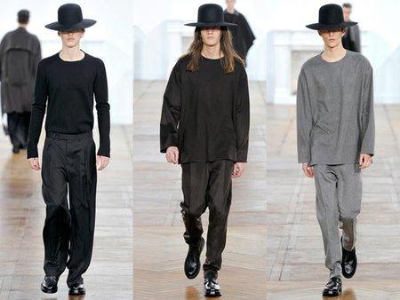 Dior Homme, Otoño-Invierno 2011/2012