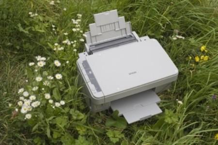 Epson EC-01, impresora retornable