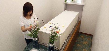 Un hotel para cadáveres en Japón