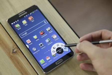 Análisis del Samsung Galaxy Note 3
