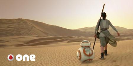 BB-8 y Rey