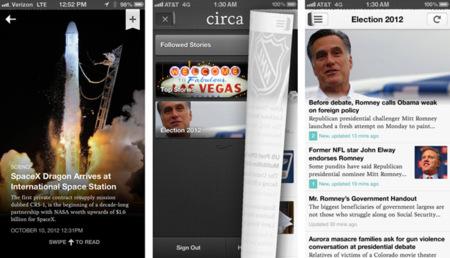 Circa News, simplicidad máxima para leer noticias