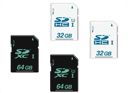 UHS-I, tarjetas SD hasta cuatro veces más rápidas que las actuales