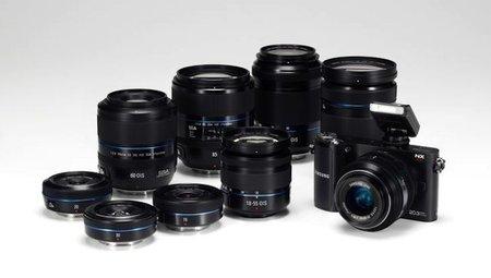 El sistema NX de Samsung podría presentar dos nuevos modelos y cinco nuevos objetivos en 2012