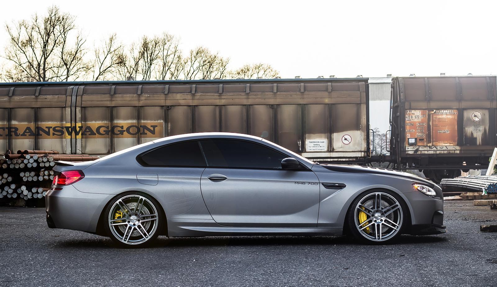 Foto de Manhart Racing BMW M6 Coupé MH6 (4/10)