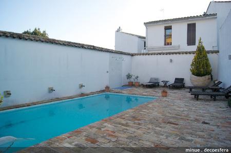 Hotel La Casona del Arco - piscina