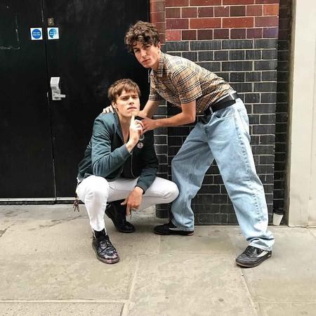 El Mejor Street Style De La Semana Llega De La Mano De La London Fashion Week Men S 13