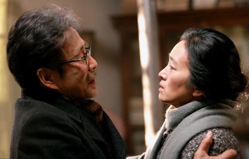 'Regreso a casa', el amor en una doble dimensión
