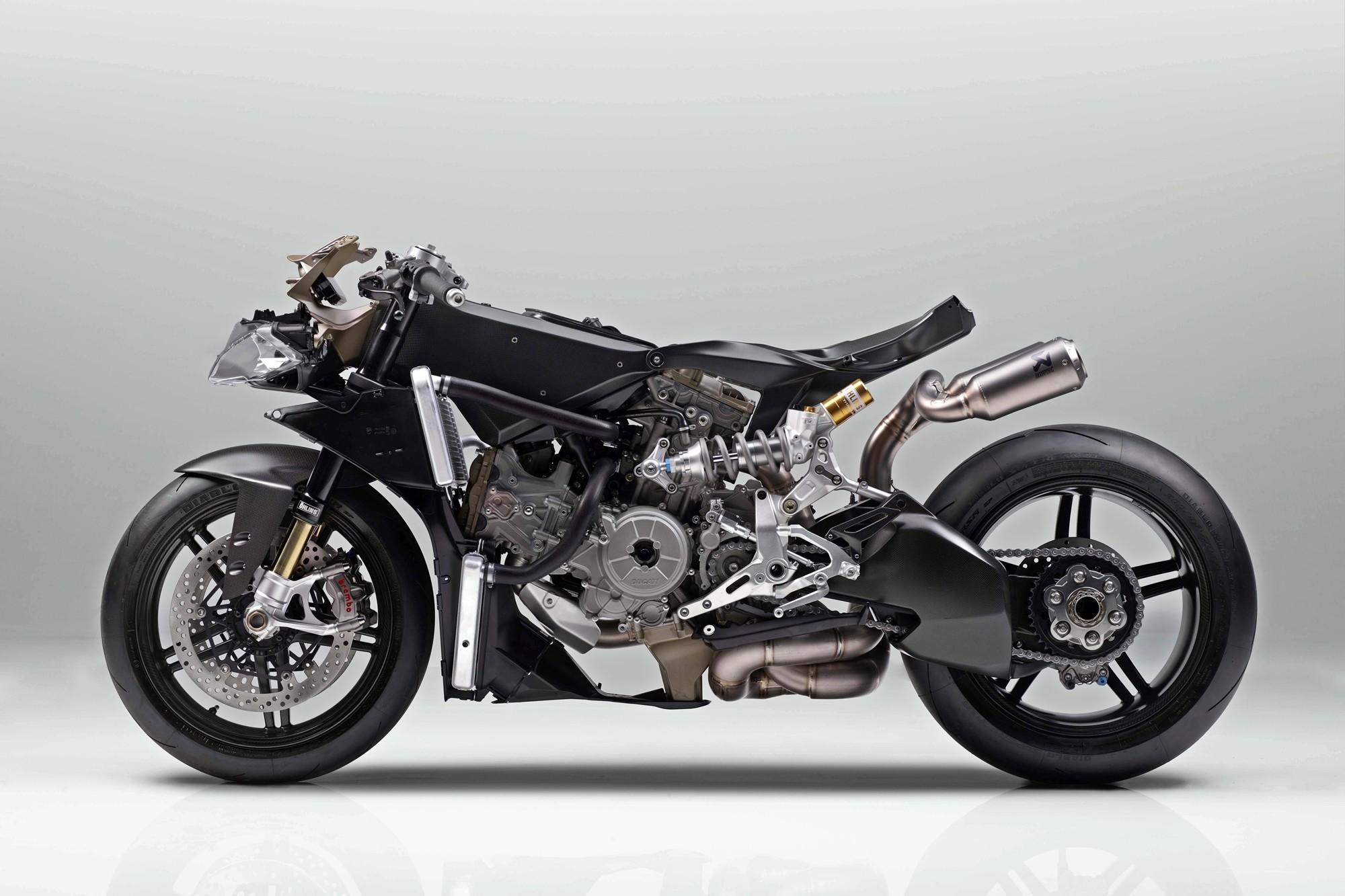 Foto de Ducati 1299 Superleggera (2/22)