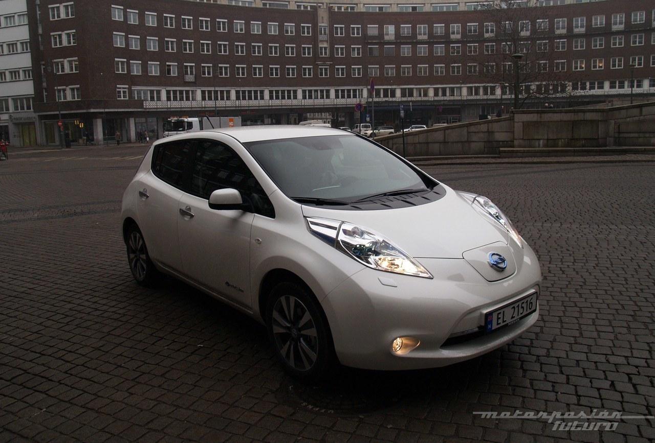 Foto de Nissan LEAF 2013 (presentación) (11/39)