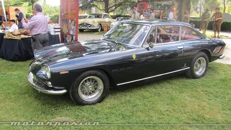 Los Ferrari clásicos, siempre especiales