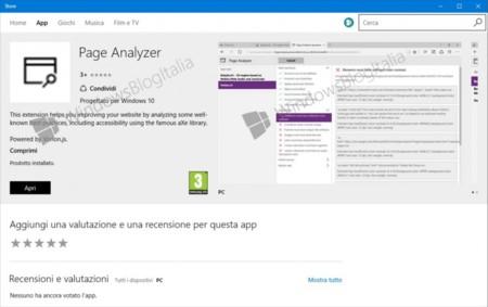 Estensioni Microsoft Edge Windows Store 1024x644