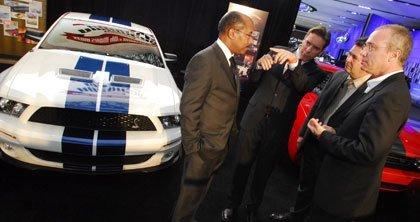 Homenaje a los muscle cars para celebrar el 40 aniversario del SEMA Show