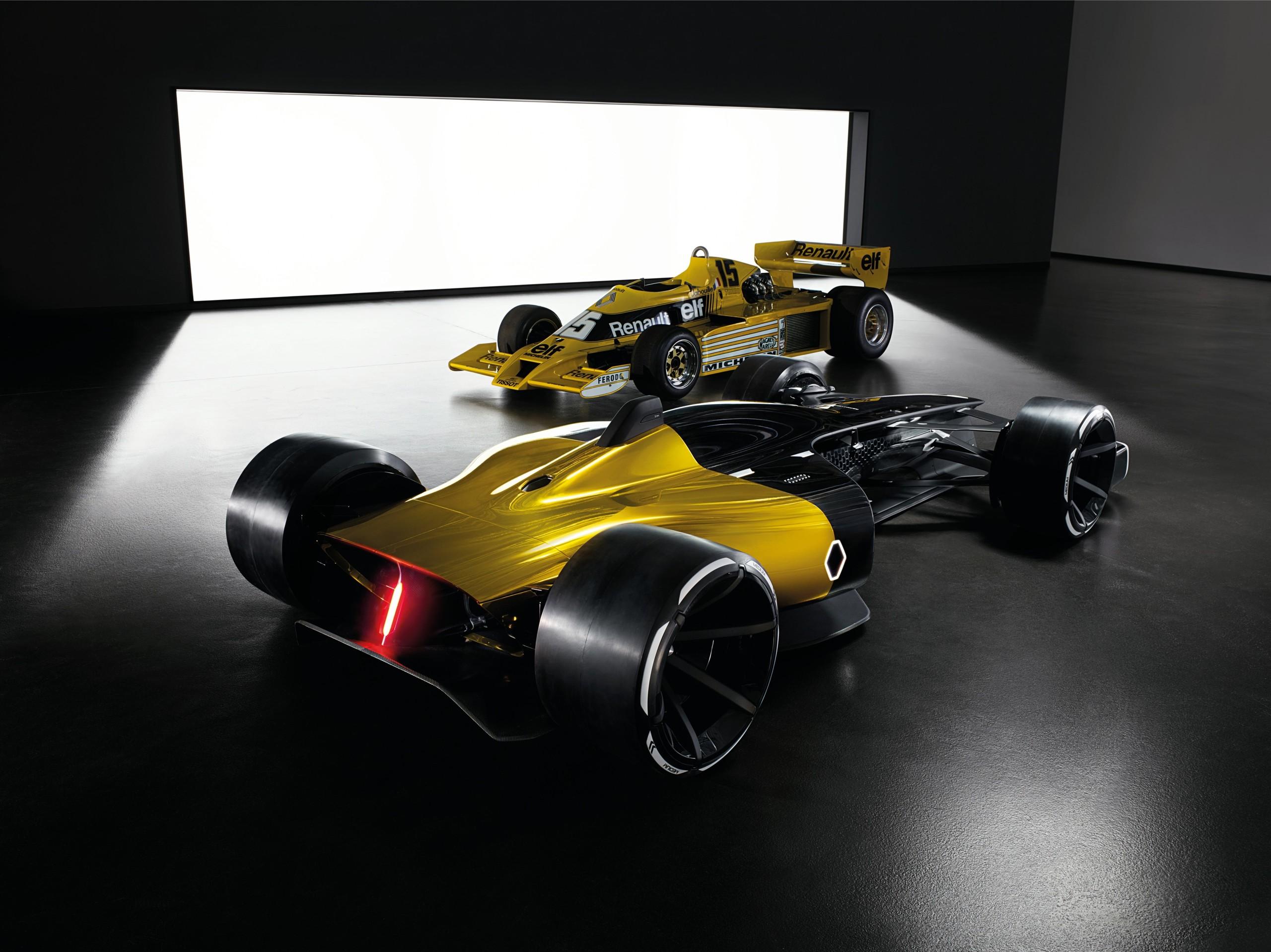 Foto de Renault RS 2027 Vision Concept (4/6)