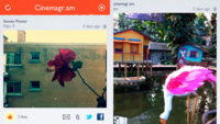 Cinemagram te permite crear atractivas imágenes con un toque de movimiento