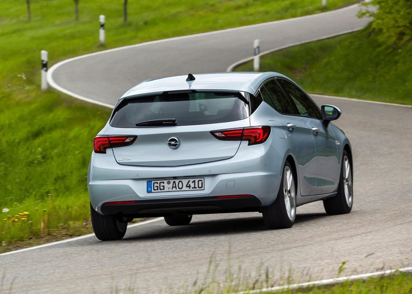 Foto de Opel Astra 2020 (5/10)