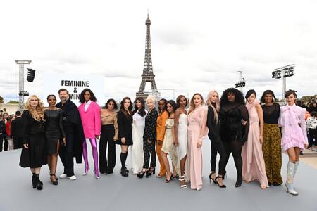 Camila Cabello, Katherine Langford y Amber Heard brillan en el desfile de L'Oréal Paris contra el acoso callejero