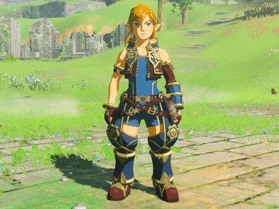 The Legend of Zelda: Breath of the Wild recibe el traje de Xenoblade Chronicles 2 y otras novedades con su parche 1.3.3