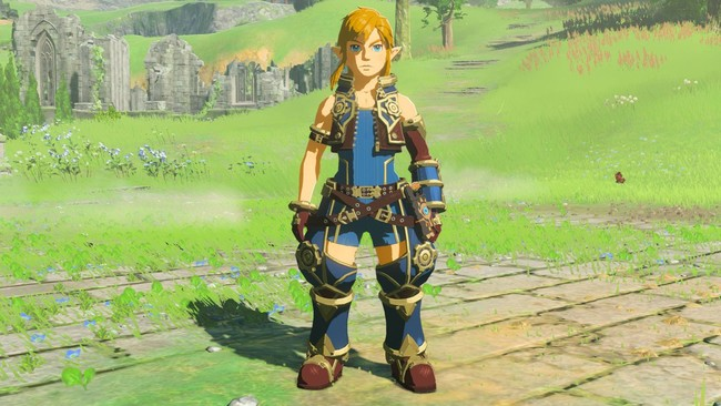 The Legend of Zelda: Breath of the Wild recibe el traje de Xenoblade Chronicles 2 y otras novedades con su parche 1.3.3