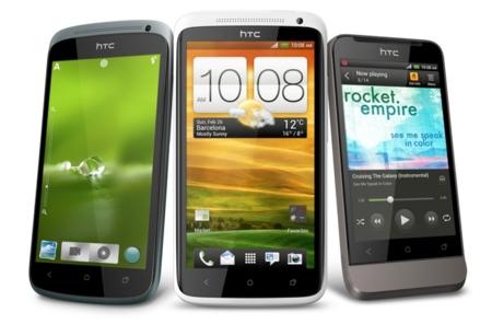 HTC one familia