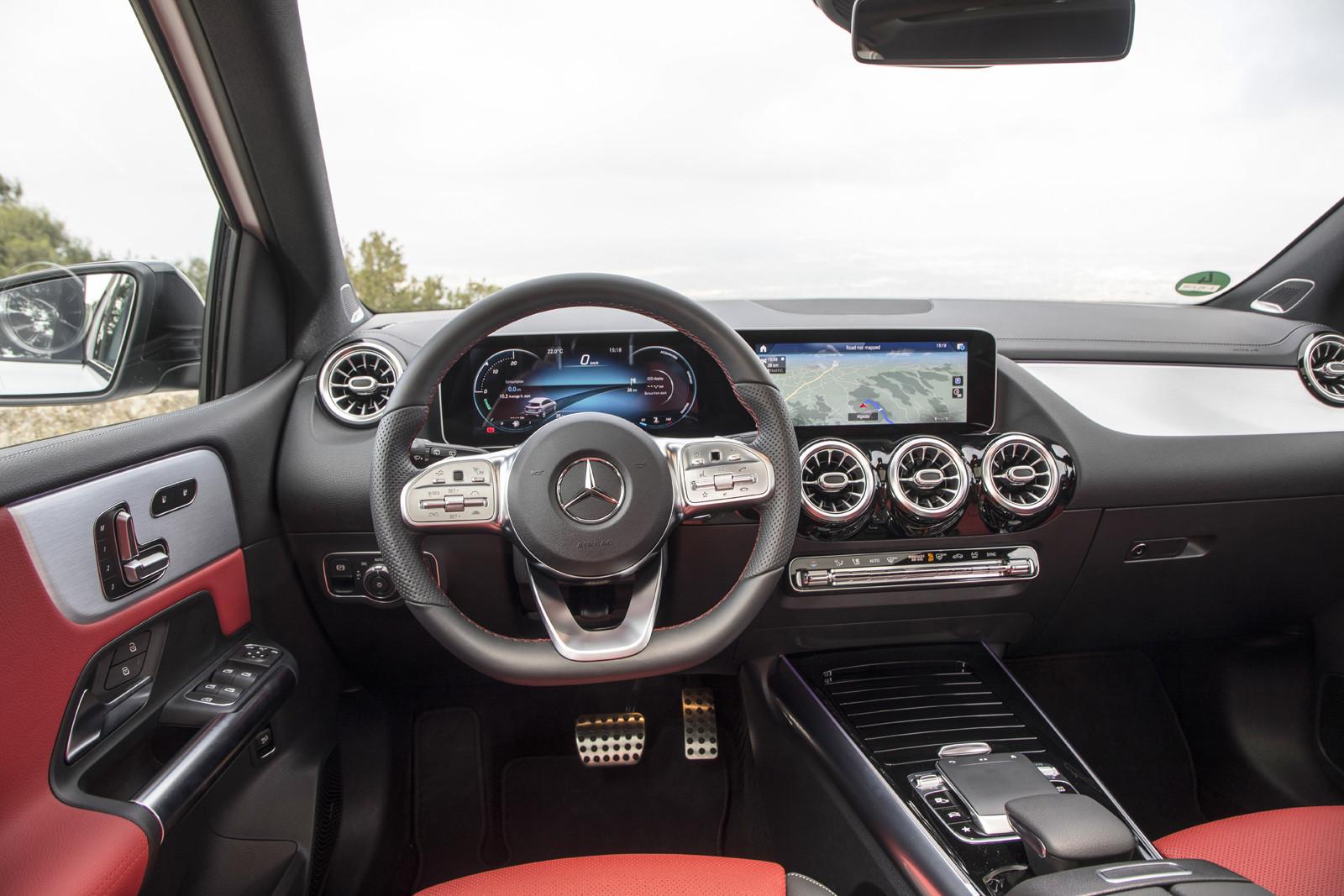 Foto de Mercedes-Benz Clase B 2019 (146/157)