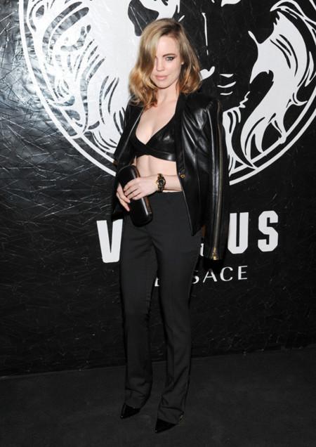 Melissa George Versace fiesta