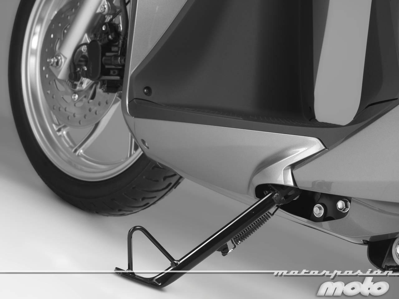 Foto de Honda Scoopy SH125i 2013, prueba (valoración, galería y ficha técnica)  - Fotos Detalles (55/81)