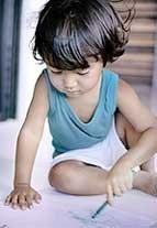 Las necesidades de un niño zurdo