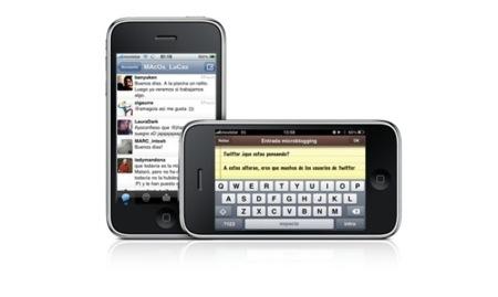 Microblogging, el iPhone es tu mayor aliado