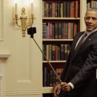 ¿Están los selfies reemplazando viejas costumbres? Así es, según Obama