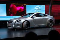 Fotos en directo del Opel Coupé GTC Concept