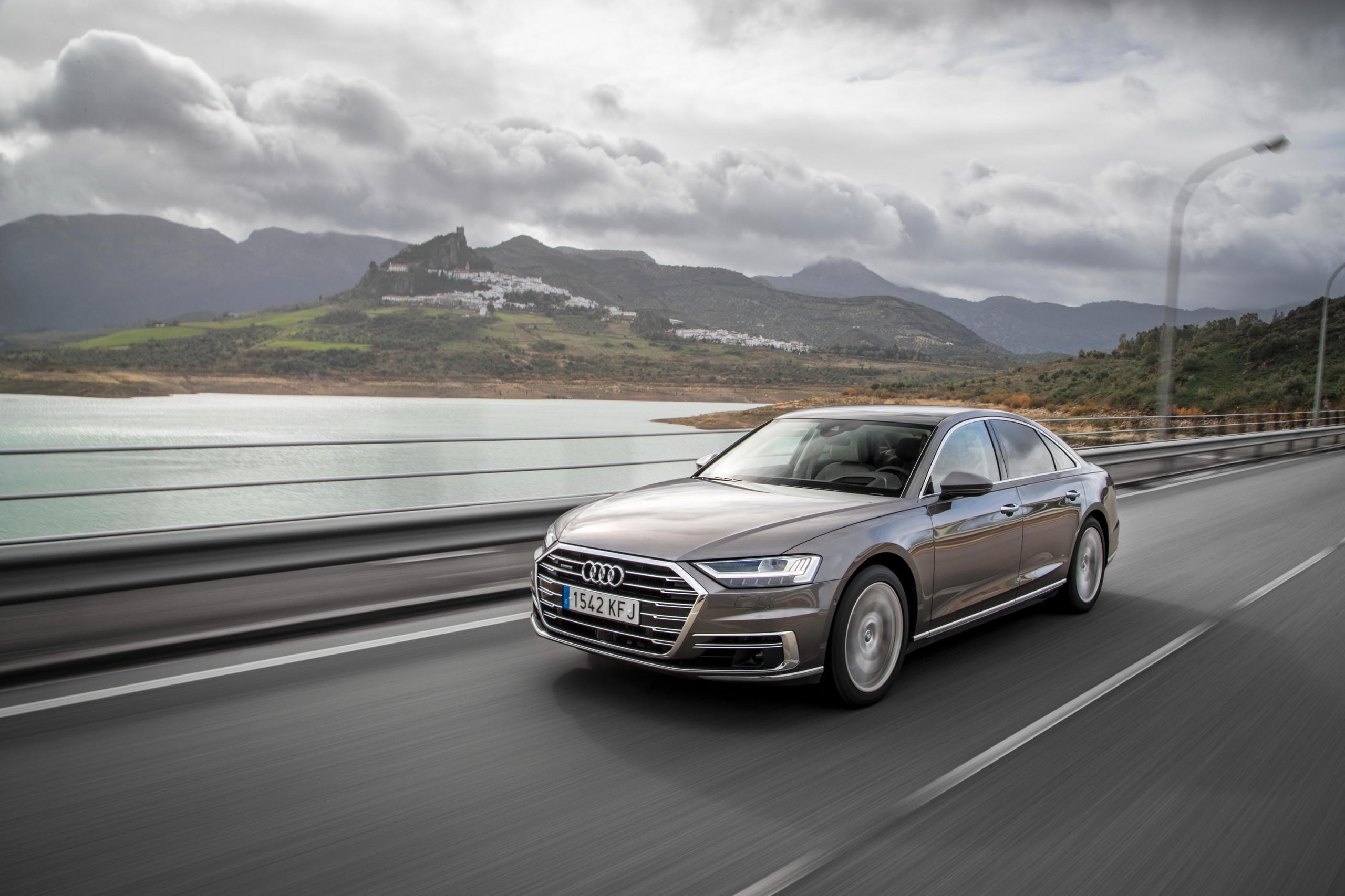 Foto de Audi A8 2018 (presentación) (44/81)