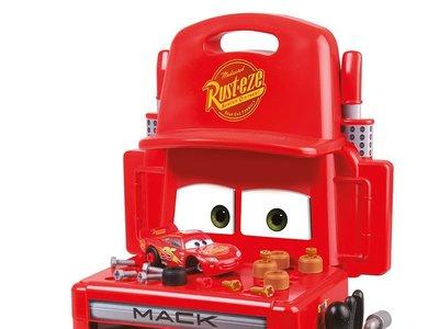 Oferta Flash en el set  de Cars Mack Truck Trolley hasta medianoche: cuesta 39,99 euros con envío gratis