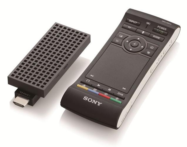 Sony Bravia Smart Stick trae los servicios Google a los televisores de la casa