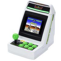 La recreativa de Sega vuelve en formato casero con Astro City Mini, una versión reducida con 36 juegos clásicos