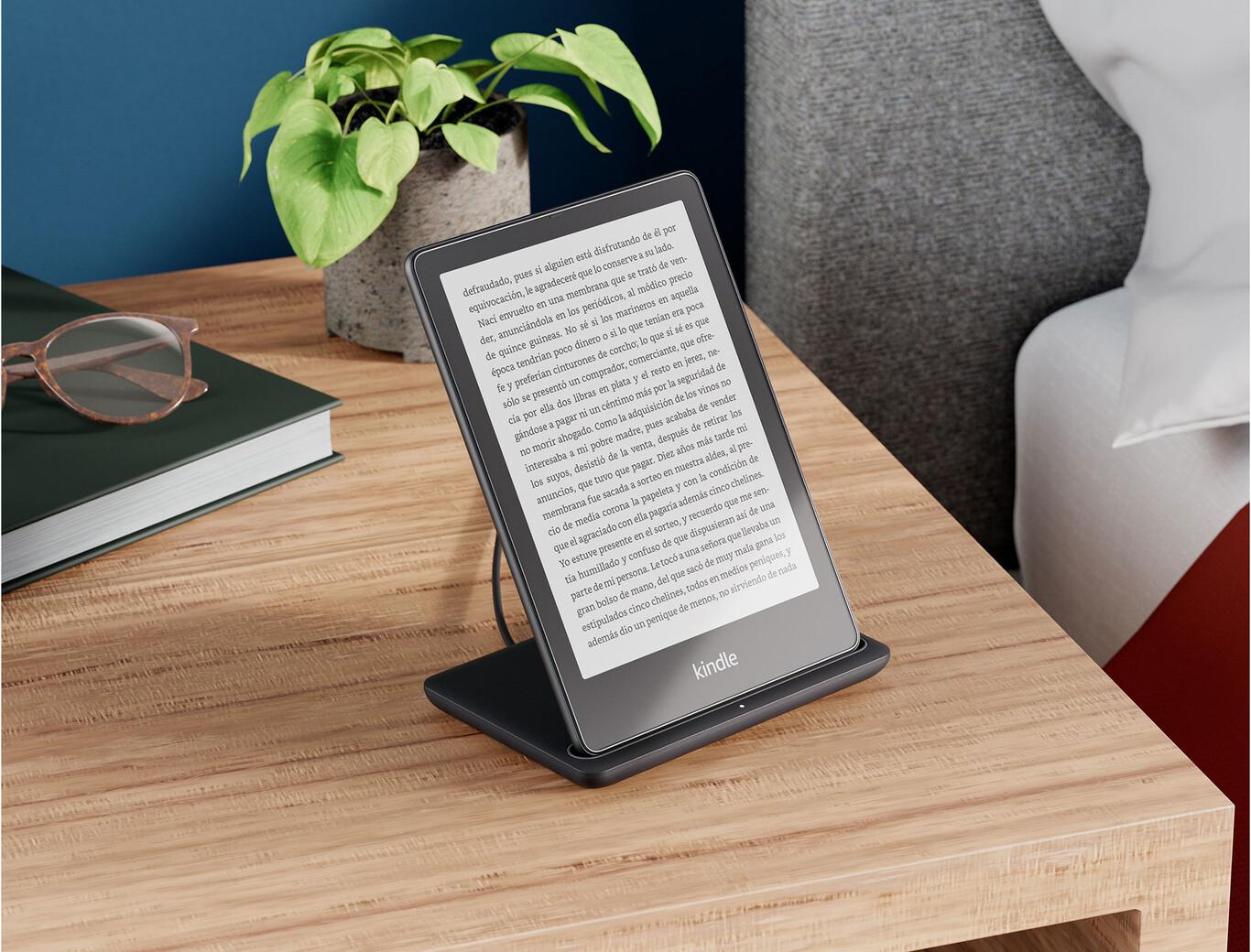 Kindle Paperwhite y Kindle Paperwhite Signature Edition: se confirma el bombazo y vienen por fin con USB tipo C y carga inalámbrica