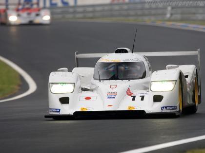 Dome volverá a las 24 horas de Le Mans