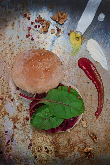 Paseo por la gastronomía de la red: recetas de hamburguesas