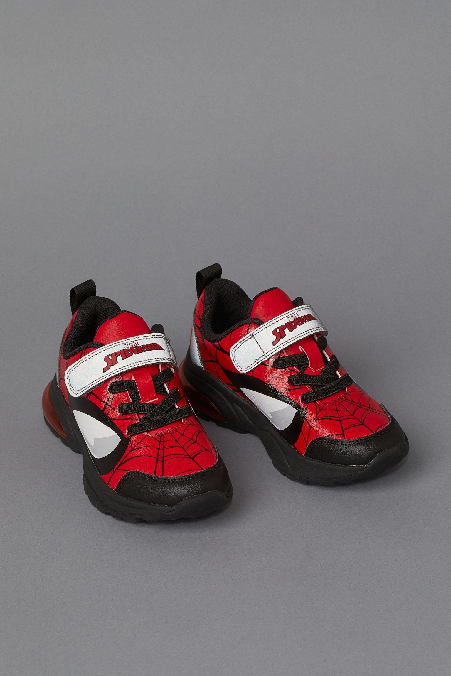 Zapatillas de Spiderman