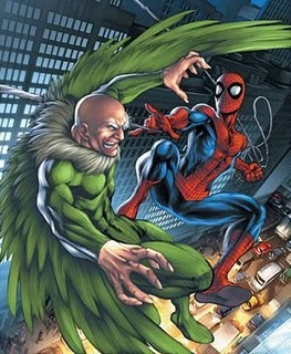 spiderman-vulture